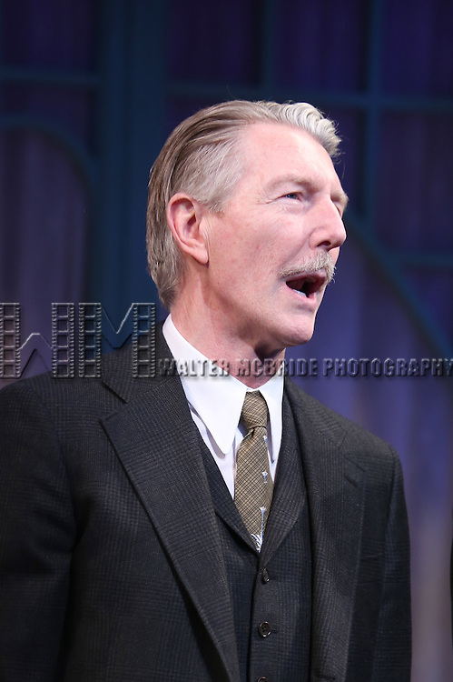 Byron Jennings during the Broadway Opening Night Performance curtain call bows for 'She Loves Me' at Studio 54 on March 17, 2016 in New York City.