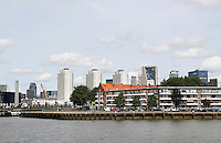 Nederland Rotterdam 2016 . Het Noordereiland. Foto Berlinda van Dam / Hollandse Hoogte
