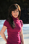 Kristi Yamaguchi - Olympic Gold Metalist & tonight honoree at Skating with the Stars (celebrities & Olympic skaters), a benefit gala for Figure Skating in Harlem on April 6, 2010 at Wollman Rink, Central Park, New York City, New York. (Photo by Sue Coflin/Max Photos)