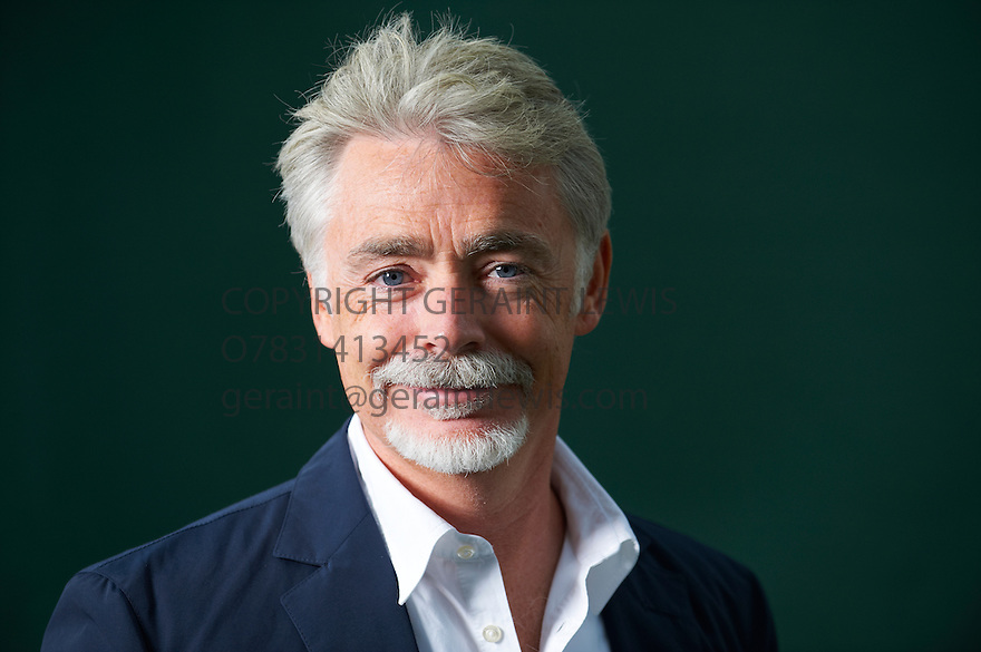 Eoin Colfer, author and writer at The Edinburgh International Book Festival 2011.  Credit Geraint Lewis