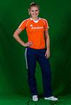 AMSTELVEEN- HOCKEY - LISANNE DE LANGE .  lid van de trainingsgroep van het Nederlands dames hockeyteam. COPYRIGHT KOEN SUYK