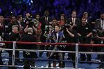 Cartelera realizada en el Madison Square Arena de Nueva York:<br /> -Gennady Golovkin venci&oacute; por DU a Daniel Jacobs