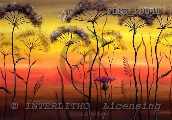 Kris, MODERN, paintings, PLKKPU041,#n# étnico, illustrations, pinturas