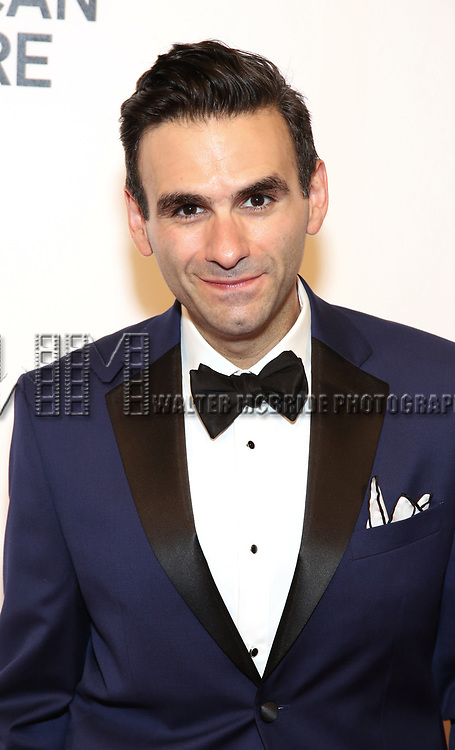 Joe Iconis attends The American Theatre Wing's 2019 Gala at Cipriani 42nd Street on September 16, 2019 in New York City.