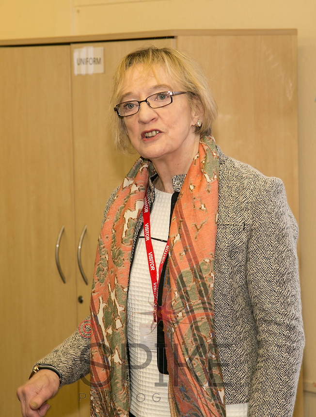 Dr Wendy Daley, a director of the Flying High Trust