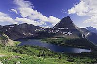 Hidden Lake, Glacier National Park, Montana, USA, July 2007
