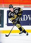 Stockholm 2014-01-18 Ishockey SHL AIK - F&auml;rjestads BK :  <br /> AIK:s Michael Lindqvist i aktion <br /> (Foto: Kenta J&ouml;nsson) Nyckelord:  portr&auml;tt portrait