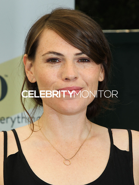 "BEVERLY HILLS, CA, USA - JUNE 14: Clea DuVall at the Children Mending Hearts' 6th Annual Fundraiser ""Empathy Rocks: A Spring Into Summer Bash"" on June 14, 2014 in Beverly Hills, California, United States. (Photo by Celebrity Monitor)"
