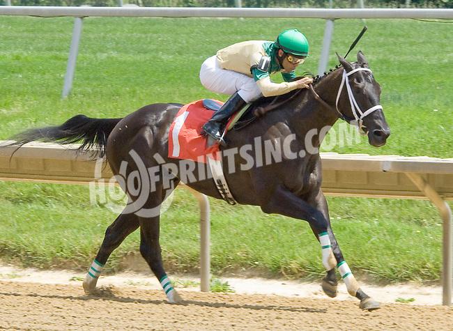 winning at Delaware Park on 5/24/12