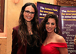 LOS ANGELES - DEC 6: Jordana Brewster, Renee Marino at The Actors Fund's Looking Ahead Awards at the Taglyan Complex on December 6, 2015 in Los Angeles, California