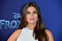 "LOS ANGELES, USA. November 08, 2019: Idina Menzel at the world premiere for Disney's ""Frozen 2"" at the Dolby Theatre.<br /> Picture: Paul Smith/Featureflash"