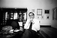 Vittorio Gassman BN