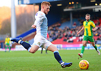 Blackburn Rovers' Harrison Reed in action<br /> <br /> Photographer Richard Martin-Roberts/CameraSport<br /> <br /> The EFL Sky Bet Championship - Blackburn Rovers v West Bromwich Albion - Tuesday 1st January 2019 - Ewood Park - Blackburn<br /> <br /> World Copyright &not;&copy; 2019 CameraSport. All rights reserved. 43 Linden Ave. Countesthorpe. Leicester. England. LE8 5PG - Tel: +44 (0) 116 277 4147 - admin@camerasport.com - www.camerasport.com