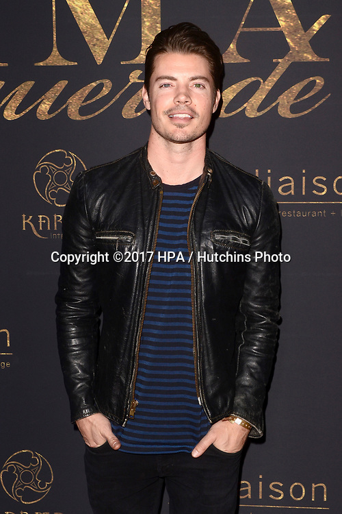 """LOS ANGELES - MAY 20:  Josh Henderson at the """"Karma Masquerade"""" at the Liaison lounge on May 20, 2017 in Hollywood, CA"""