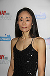 Kimico attends The Times Square Broadway Royale on New Years Eve 2014 at the legendary Copacabana, New York City, New York. (Photo by Sue Coflin/Max Photos)