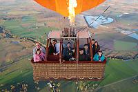 20160830 August 30 Hot Air Balloon Gold Coast