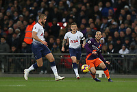 during Tottenham Hotspur vs Manchester City, Premier League Football at Wembley Stadium on 29th October 2018