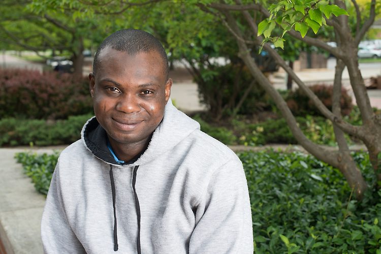 Lanre Akinyemi, Math, Graduate Student, College of Arts and Sciences