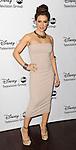 "Alyssa Milano arriving at the Disney ABC Televison Group Hosts ""TCA Winter Press Tour"" held at the Langham Huntington Hotel in Pasadena, CA. January 10, 2013."