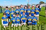 Jim Corridan 15th Annual U/10 football blitz: The St. Senan's  U/10 team that took part in the Jim Corridan 15th annual football blitz at Frank Sheehy Park, Listowel on Saturday last.