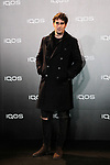 Mateo Conde attends to IQOS3 presentation at Palacio de Cibeles in Madrid. February 10,2019. (ALTERPHOTOS/Alconada)