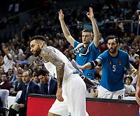 2018.01.25 EuroLeague Real Madrid VS Efes