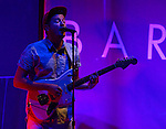 HOLLYWOOD, FL - JULY 22: Brian Fennell of Barcelona performs at Hard Rock Live! in the Seminole Hard Rock Hotel & Casino on July 22, 2014 in Hollywood, Florida. (Photo by Johnny Louis/jlnphotography.com)