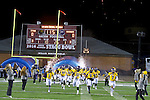 SALEM, VA - DECEMBER 16:  The University of Mary Hardin-Baylor takes on the University of Wisconsin-Oshkosh during the Division III Men's Football Championship held at Salem Stadium on December 16, 2016 in Salem, Virginia.   Mary Hardin-Baylor defeated the University of Wisconsin-Oshkosh 10-7 for the national title. (Photo by Don Petersen/NCAA Photos via Getty Images)