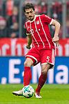 10.03.2018, Allianz Arena, Muenchen, GER, 1.FBL,  FC Bayern Muenchen vs. Hamburger SV, im Bild Mats Hummels (FCB #5) <br /> <br />  Foto &copy; nordphoto / Straubmeier