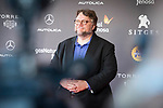 "Guillermo del Toro attends to red carpet before the projection of film 'The Shape of Water"" during Sitges Film Festival in Barcelona, Spain October 05, 2017. (ALTERPHOTOS/Borja B.Hojas)"