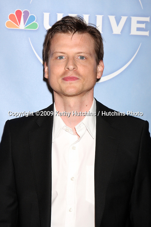 Kevin Rankin arriving at the NBC TCA Party at The Langham Huntington Hotel & Spa in Pasadena, CA  on August 5, 2009 .©2009 Kathy Hutchins / Hutchins Photo..