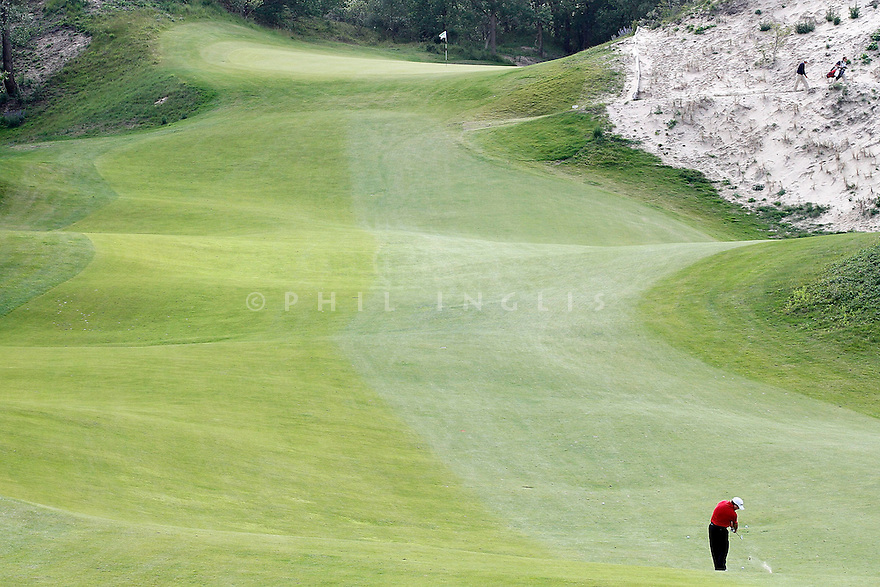 THE HAGUE, NETHERLANDS - JUNE 24:  Ian Woosnam of Wales in action during round one of the Van Lanschot Senior Open at Royal Haagsche Golf and Country Club on June 24, 2011 in The Hague, Netherlands.  (Photo by Phil Inglis/Getty Images) *** Local Caption *** Ian Woosnam