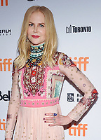 09 September 2017 - Toronto, Ontario Canada - Nicole Kidman. 2017 Toronto International Film Festival - &quot;The Killing Of A Sacred Deer&quot; Premiere held at The Elgin. <br /> CAP/ADM/BPC<br /> &copy;BPC/ADM/Capital Pictures