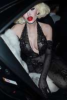 NEW YORK, NY - APRIL 18: Amanda Lepore signs copies of her new book &quot;Doll Parts&quot; at BookMarc on April 18, 2017 in New York City. <br /> CAP/MPI/DC<br /> &copy;DC/MPI/Capital Pictures