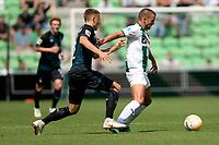 GRONINGEN - Voetbal, FC Groningen - Werder Bremen, voorbereiding seizoen 2018-2019, 29-07-2018, FC Groningen speler Jesper Drost