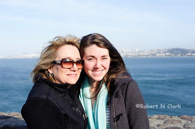 San Francisco and the Golden Gate Bridge