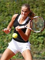 15-8-07, Amsterdam, Tennis, Nationale Tennis Kampioenschappen 2007, Arantxa Russ