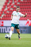 Fin Bartels (SV Werder Bremen) mit Ball, <br /> <br /> Sport: Fussball: 1. Bundesliga:: nphgm001:  Saison 19/20: 33. Spieltag: 1. FSV Mainz 05 vs SV Werder Bremen 20.06.2020<br /> Foto: Neis/Eibner/Pool/via gumzmedia/nordphoto<br /><br />DFB regulations prohibit any use of photographs as image sequences and/or quasi-video.<br />Editorial Use ONLY<br />National and International News Agencies OUT<br />  DFL REGULATIONS PROHIBIT ANY USE OF PHOTOGRAPHS AS IMAGE SEQUENCES AND OR QUASI VIDEO<br /> EDITORIAL USE ONLY<br /> NATIONAL AND INTERNATIONAL NEWS AGENCIES OUT