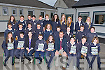 GRADUATION: Sixth class who graduated from Spa NS on Wednesday with their teachers. Front l-r: Molly Savage, Sean Griffin, Eilis O'Donoghue (teacher), Ciarán Carmody, Peter Lenihan (principal), Ciara Griffin, Ciarán Murray and Anna Sheehy. Centre l-r: Austin Clifford, Aran Egan, Hugo Wells, Sean Donnellan, Juliette Clifford, Gerard Tansley, Rachel Flaherty, Paul Healy and Patrick O'Donnell.Back l-r: Ciara Gaynor, Deaglán Crowe, Padraig Donnellan, Chris Murphy, Alan McElligott, Patrick O'Sullivan, FionaMurray, Grace O'Sullivan, Laura Switzer, David Lenihan and Rachel Deasy.....