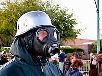 AJ ALEXANDER/AAP  - ALEC Protest.Photo by AJ ALEXANDER (c)