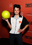 Tatiana Maslany attends The Second Stage Theater's  32nd Annual All-Star Bowling Classic at the Lucky Strike on February 11, 2019 in New York City.