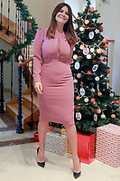The Spanish model Maria Jose Suarez presents the Christmas campaign of the Spanish Candy Association (Produlce). November 30, 2017. (ALTERPHOTOS/Acero) /NortePhoto.com NORTEPHOTOMEXICO