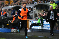 Tim Cahill of Millwall was named as a substitute for the match during Millwall vs Brentford, Sky Bet EFL Championship Football at The Den on 10th March 2018
