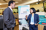 BRUSSELS - BELGIUM - 10 October 2019 -- iEER Final conference as part of European Week of Regions and Cities - The Hacking Growth – boosting entrepreneurial ecosystems in European regions. -- Christine Chang, Head of Project, iEER Interreg Europe, Helsinki-Uusimaa with ... -- PHOTO: Juha ROININEN / EUP-IMAGES