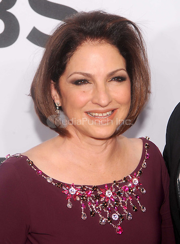New York, NY- June 8: Gloria Estefan attends the  American Theater Wing's 68th Annual Tony Awards  on June 8, 2014 at Radio City Music Hall in New York City. (C) Credit: John Palmer/MediaPunch