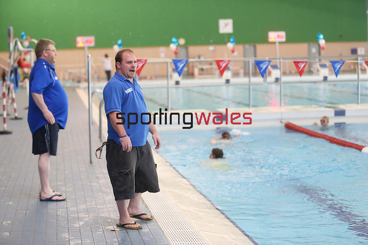City of Swansea Swimming Club<br /> Wales National Swimming Pool.<br /> 10.07.13<br /> ©Steve Pope-Sportingwales