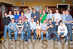 Barry Murphy, Caragh Lake, Killorglin seated centre who celebrated his 21st birthday with his family in the Manor Inn Killorglin on Saturday night..