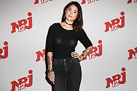 "CLAIRE - PHOTOCALL NRJ 12 DES CANDIDATS ""FRIENDS TRIP 4"" AU BUDDHA BAR A PARIS, FRANCE, LE 14/12/2017."
