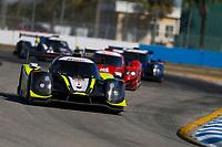 #23 Gilbert LMP3 Racing, Ligier JS P3, LMP3: Henry Gilbert (M), Guy Cosmo