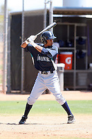 Bryan Brito, Seattle Mariners 2010 minor league spring training..Photo by:  Bill Mitchell/Four Seam Images.